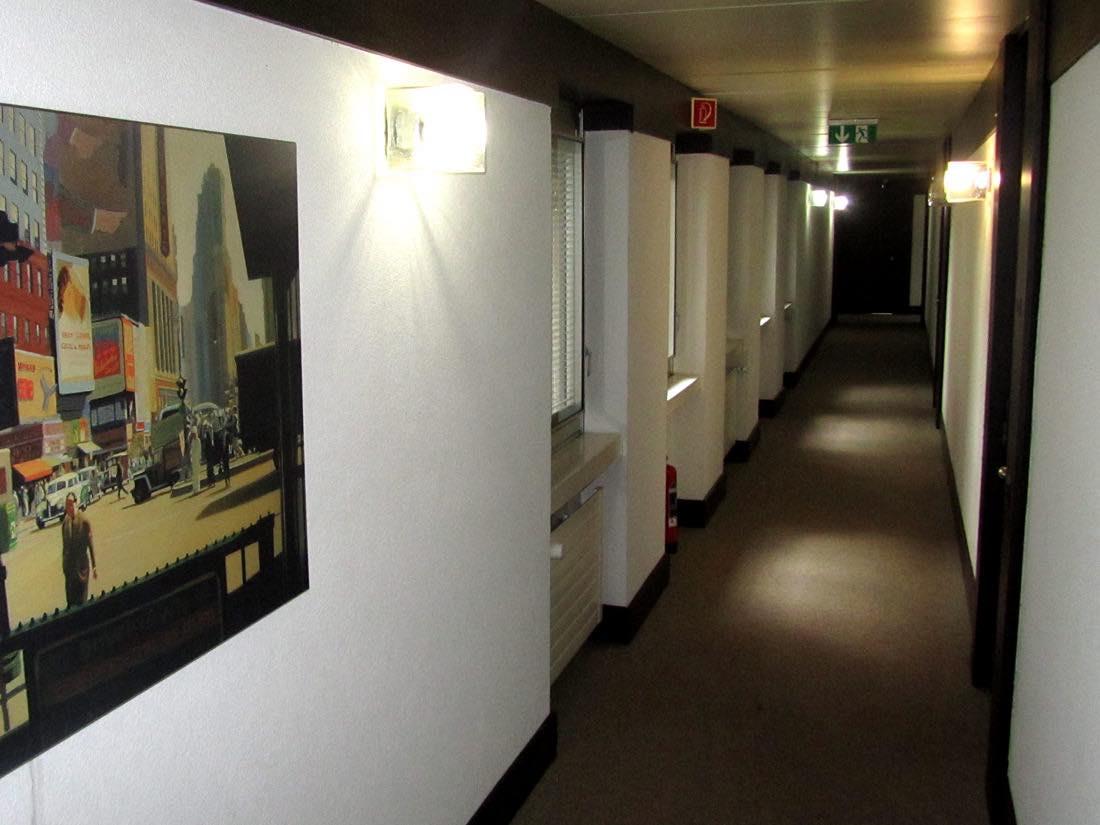 accesso appartamenti residence lugano