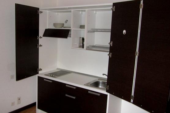 kitchenette di appartamento in affitto a lugano