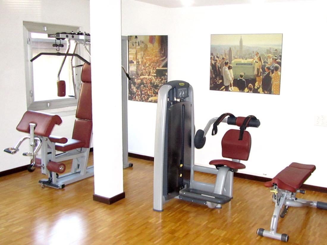 residence lugano centro fitness